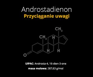 wzór androstadienon