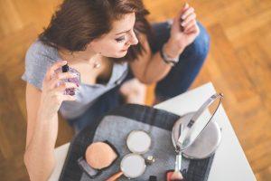 badania perfum z feromonami