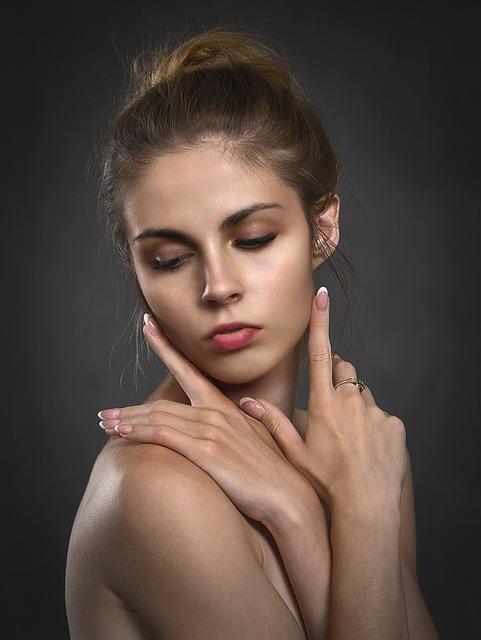 sensualne zdjęcie kobiety
