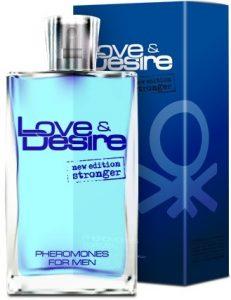 Feromony Love&Desire For Him - męskie