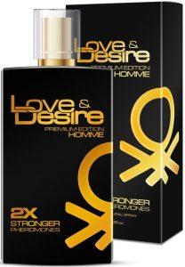 Feromony Love&Desire Premium Edition